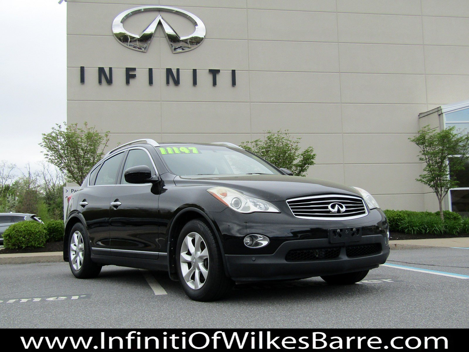 Pre-Owned 2008 INFINITI EX35 Journey