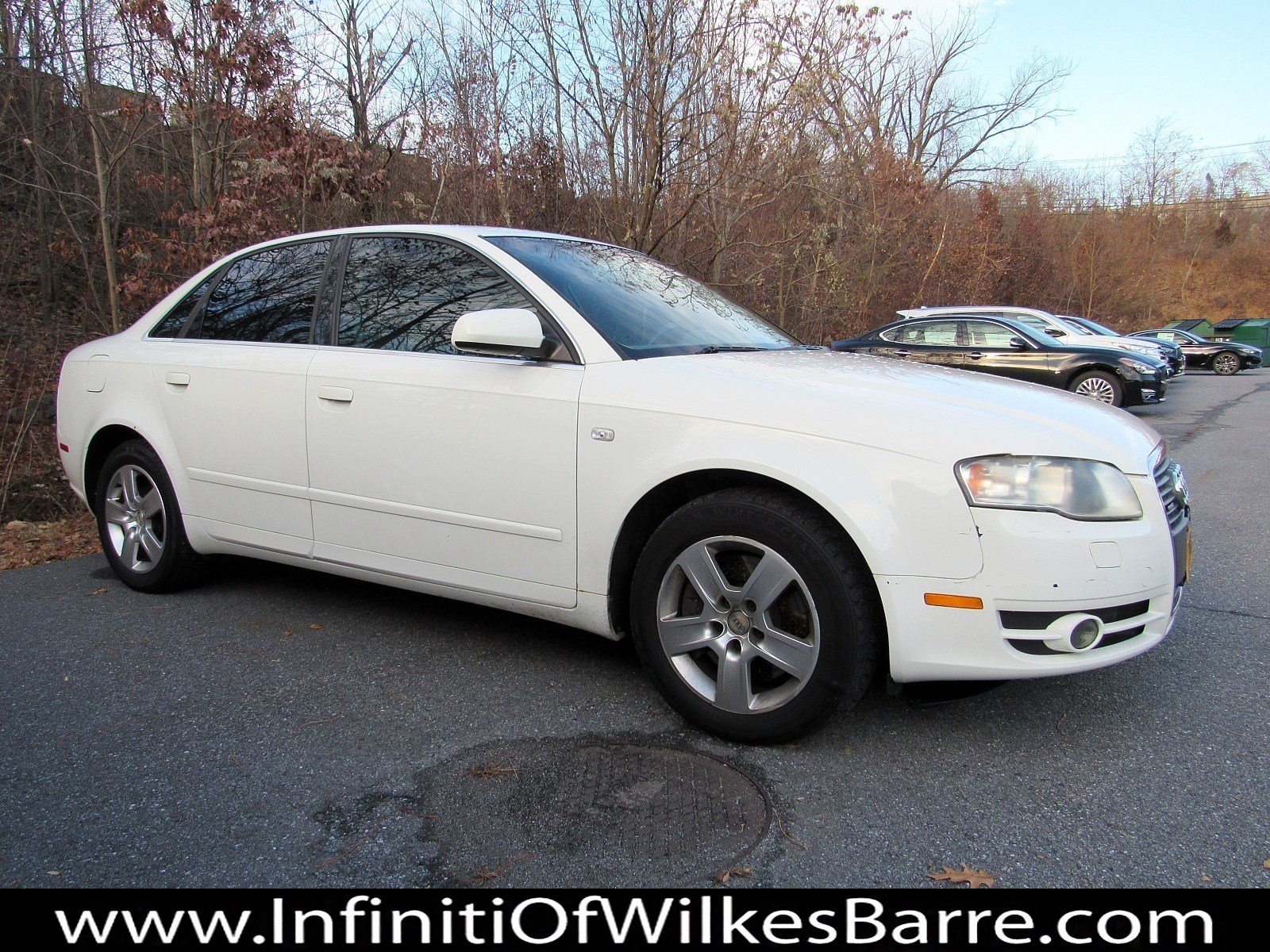 Pre-Owned 2005 Audi A4 2.0T