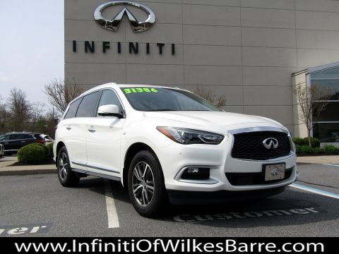 Pre-Owned 2016 INFINITI QX60 Premiun Plus