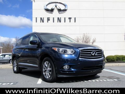 Pre-Owned 2015 INFINITI QX60 Premium Plus