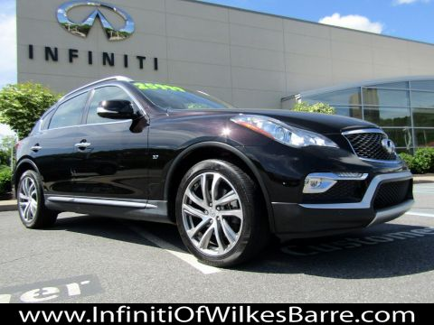 Pre-Owned 2016 INFINITI QX50 Delux