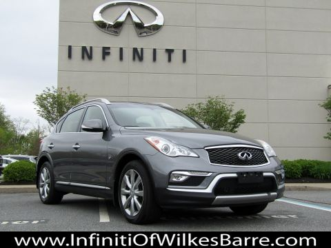 Pre-Owned 2016 INFINITI QX50 Premiun Plus