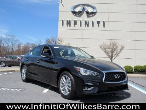 New 2019 INFINITI Q50 2.0t PURE AWD
